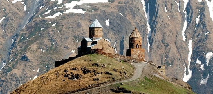 cotravel Aserbaidschan & Georgien mit Heidi Tagliavini_georgische Kirche