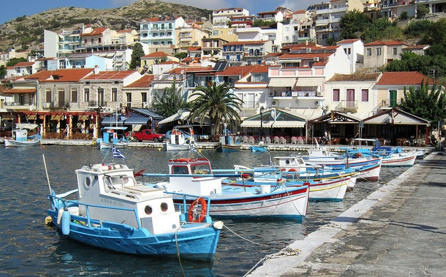 Pythagorio, Samos.   Where the family is from!