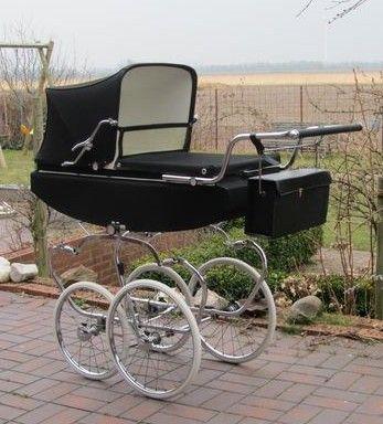Koelstra, Nederlandse kinderwagen uit 1969 - €340.00 : Kinderwagen-Nostalgie.Com
