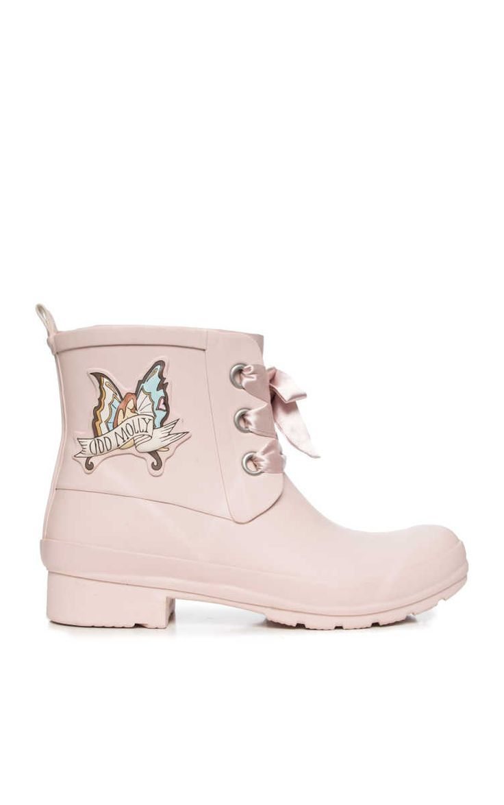 Stövel Low Tide Rainboot SHELL - Odd Molly - Designers - Raglady