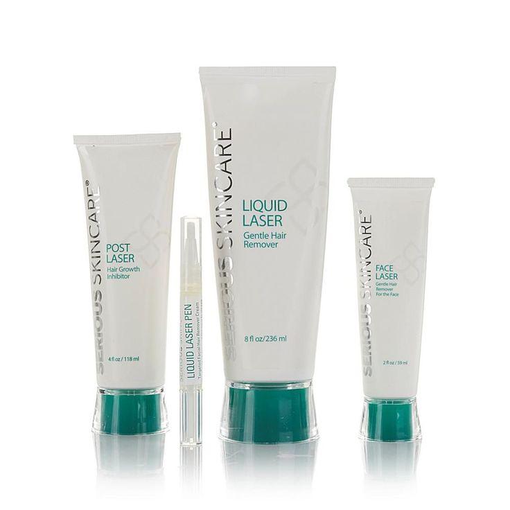 Serious Skincare by Jennifer Flavin-Stallone Serious Skincare Complete Liquid Laser Kit