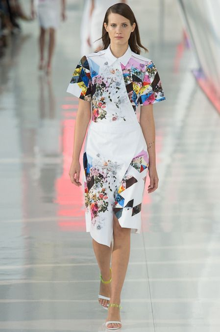 Preen by Thornton Bregazzi Spring 2014 Ready-to-Wear Collection Slideshow on Style.com