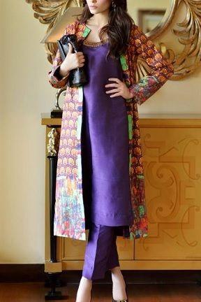 Silk Elegance by Riffat & Sana 2013