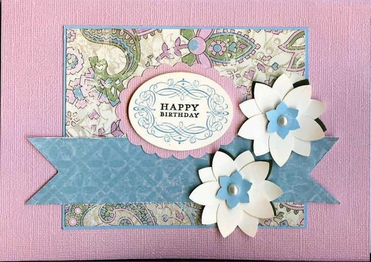 Birthday by Cara Denise - Cards and Paper Crafts at Splitcoaststampers