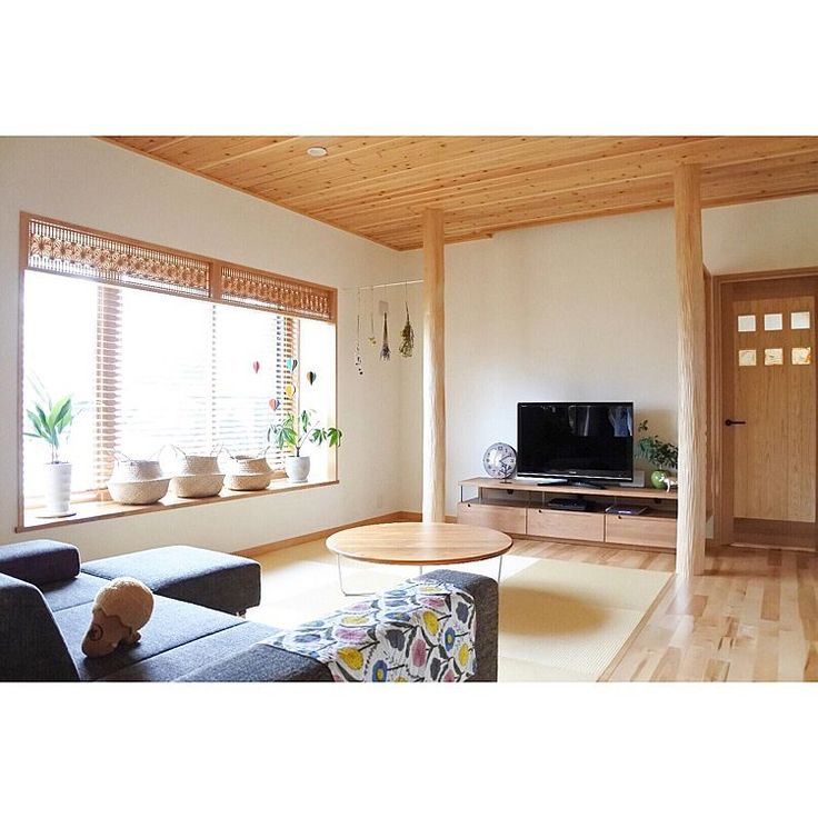 Lounge/モビール/ソファ/ちゃぶ台/漆喰壁/ウニコ...などのインテリア実例 - 2017-07-21 12:38:00
