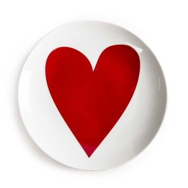 Heart Side Plate   Woolworths.co.za