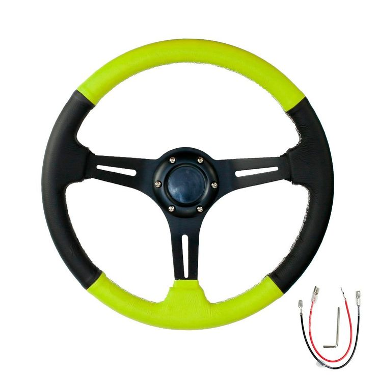 14inch 350mm Racing Car Steering Wheel Drifting auto Steering Wheel / Suede Leather Steering wheels YC100958, View Wheel Drifting, Product Details from RuiAn City Mines E-Commerce Co., Ltd on Alibaba.com