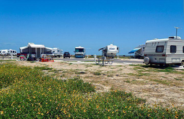 GALVESTON.COM: Dellanera RV Park (With images)   Camping ...