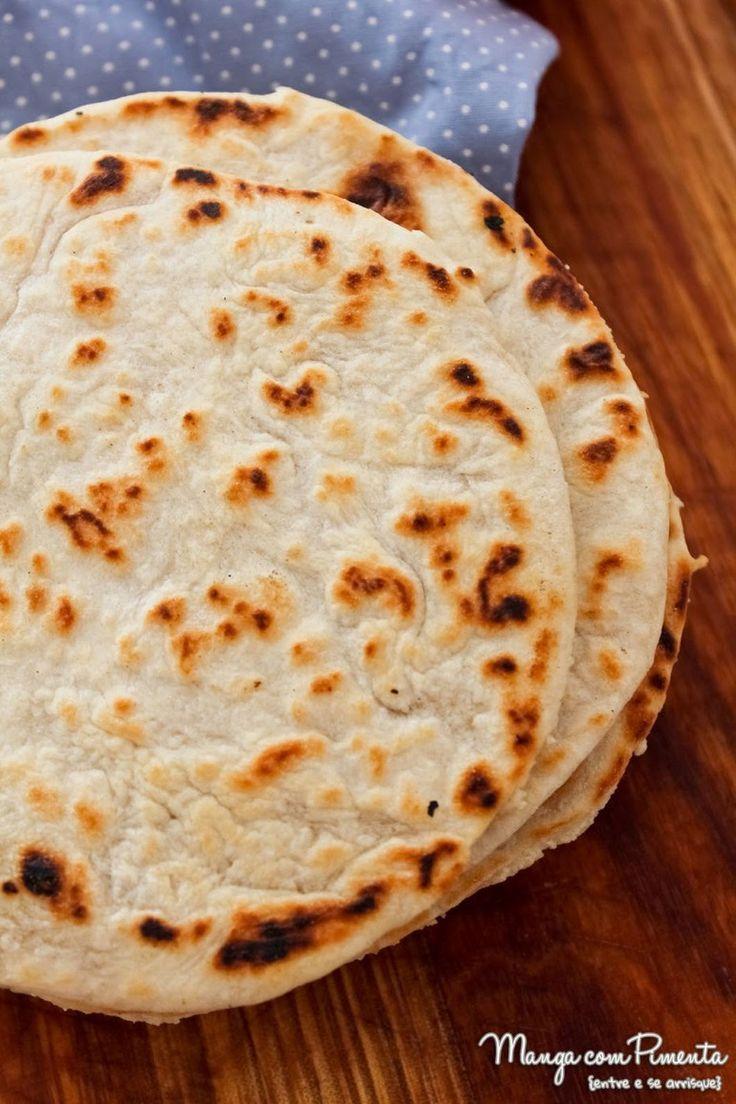 Pão Chapati – Indiano Para ver a receita, clique na imagem ou no link abaixo http://mangacompimenta.com/2017/09/21/pao-chapati-indiano/ Você gostou ... - Manga com Pimenta (Nana Ricchetti) - Google+