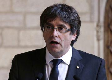 Puigdemont dice que no volverá a España hasta que no tenga garantías de un juicio justo