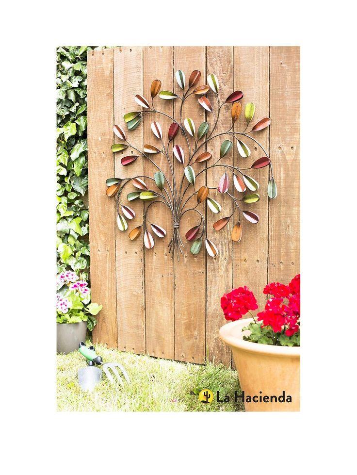 La Hacienda Leaf Posy Wall Art, http://www.very.co.uk/la-hacienda-leaf-posy-wall-art/1600136339.prd