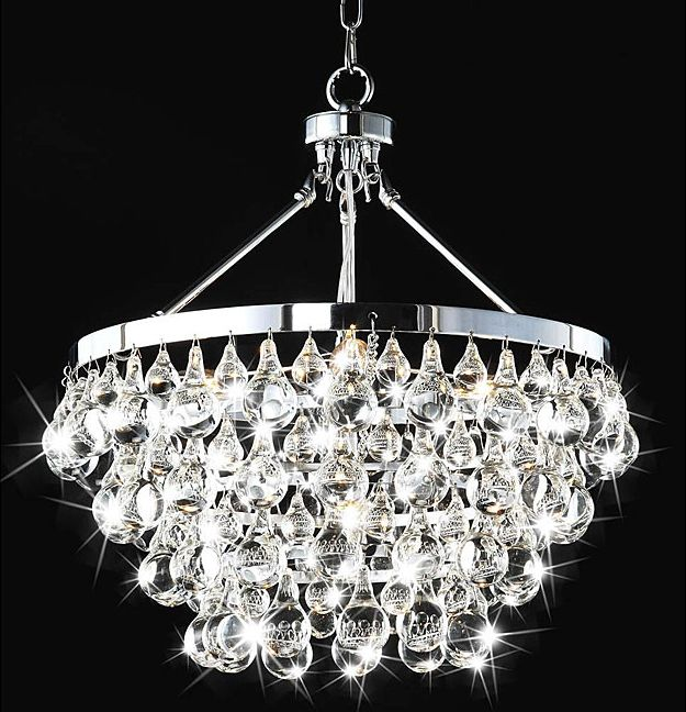   Copy Cat Chic   chic for cheap: Robert Abbey Bling Chandelier
