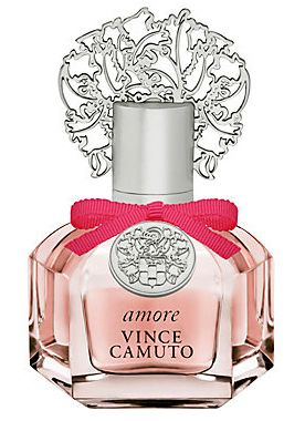 Vince-Camuto/Amore- floral woody citrus musky fruity