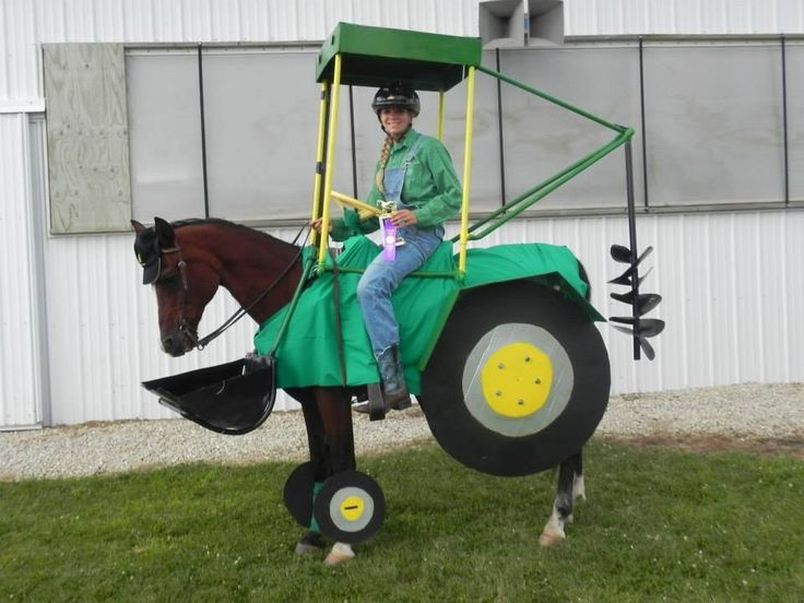 80 best halloween horse costume contest images on pinterest this is my horse chico and i dressed as a john deere tractor solutioingenieria Gallery