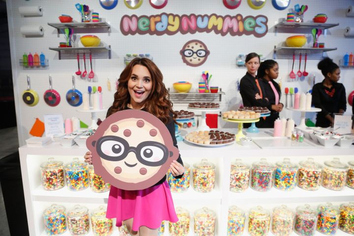 Rosanna Pansino Risked Her Life Savings on Baking Videos. Now She's One of YouTube's Highest-Paid Stars http://trib.al/FrbNOxy