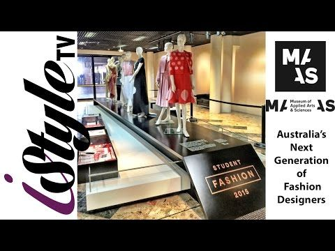 iStyle TV INTRODUCES YOU TO THE NEXT GENERATION OF AUSTRALIAN FASHION DESIGNERS - YouTube