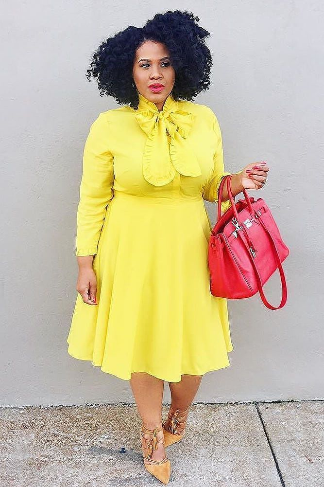 bc5d85ff75 Plus Size Fashion and Outfit Inspiration for Curvy Women