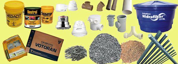 Lista De Material De Construcao Para Obra Basico Materiais De