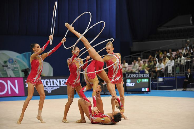 Group Italy, World Championships (Mie, Japan) 2009