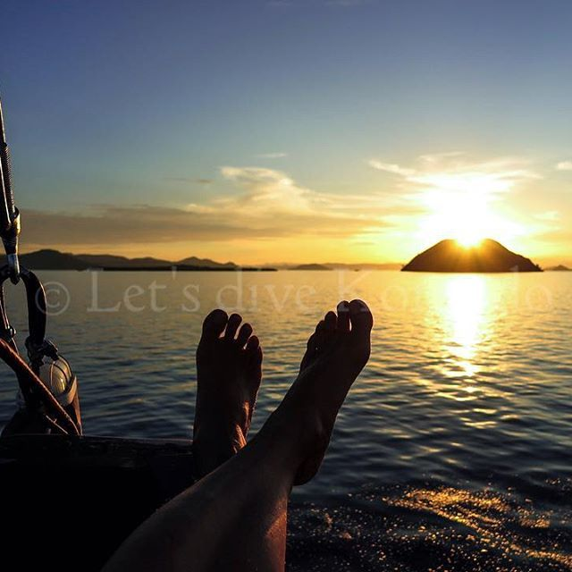 Travel is the only thing you buy that makes you richer - anonymous  #Letsdivekomodo #Komodo #Labuanbajo #Indonesia #liveaboard #island #life #sunset #boat #sky #clouds #colorful #livingthedream #scuba #diving #explore #ocean #sea #travel #holiday #wanderlust #bucketlist #photography #instadaily #instafollow #photooftheday #exploremore #exploreindonesia #lovemyjob #lonelyplanet