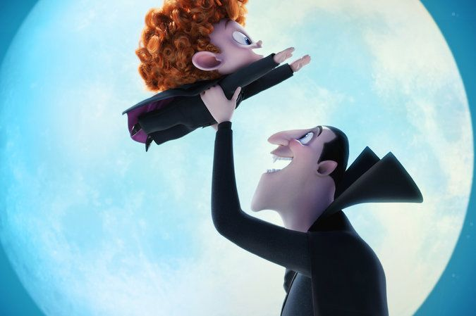Review: In 'Hotel Transylvania 2,' Dracula Yearns for a Little Monster of a Grandson