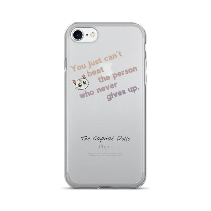 iPhone 7/7 Plus Case -Sass and Milli Collection  https://thecapitaldolls.com      #Collection #fresh #TheCapitalDolls #fashionblogger #niche #style #fashion #original #picoftheday #boutique #love #follow #dress #cats #unique  The back of this case is solid and anti-scratch while the sides are flexible. It's solid, sleek, and easy to take on and off.   • 100% Original - The Capital Dolls is the only shop with the rights to sell Sass and Milli Collection! • Back is made of a solid, durable…