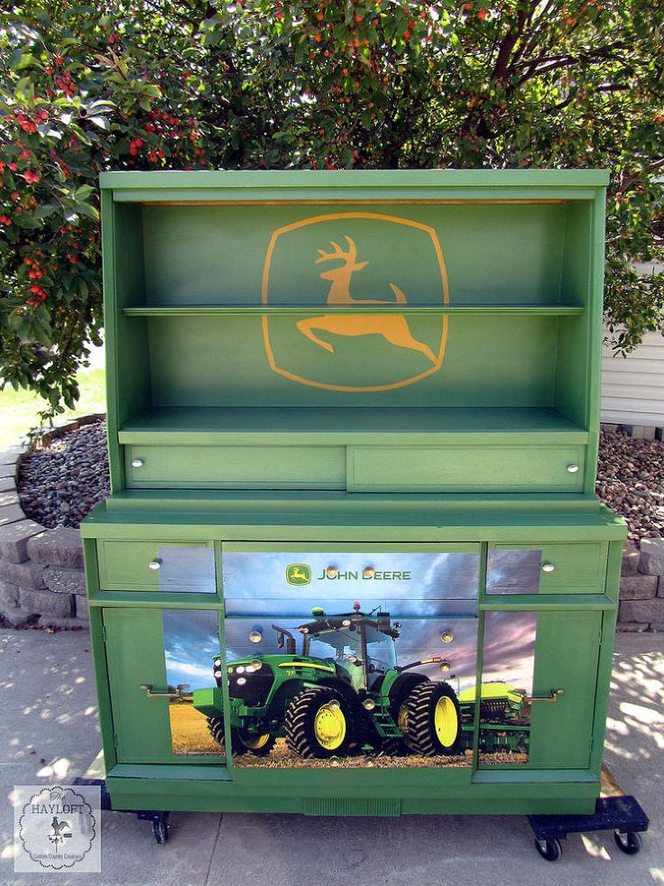 1000 Images About John Deere Man Caves On Pinterest