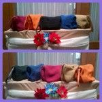 Aneka dompet M  marun, orange, hitam, biru jeans, camel 20 x 15 x 12 cm, 100rb merk 95rb no merk