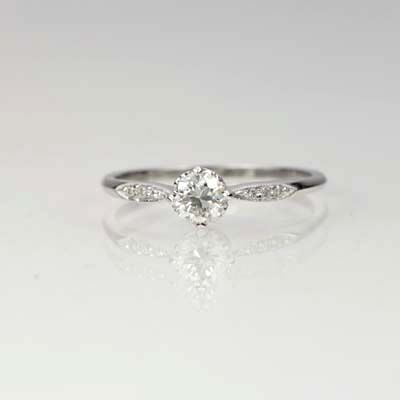 Leigh Jay Nacht Inc. - Replica Edwardian Engagement ring - 3312-03...it's an entire website of rings that I would LOVE to wear! VINTAGE STYLE ALL THE WAY!