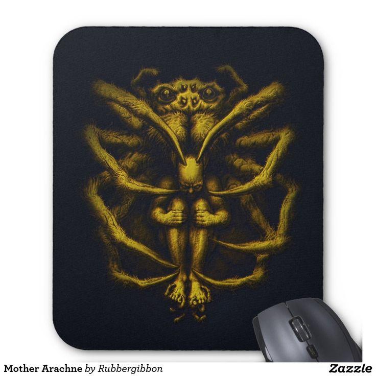 Mother Arachne Mouse Pad
