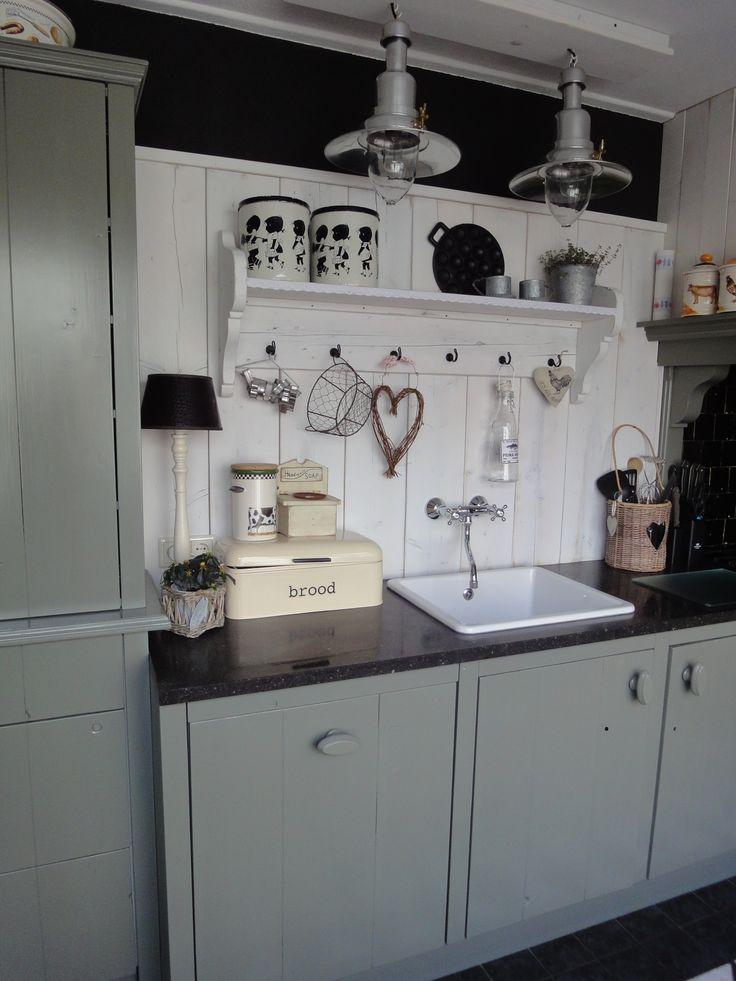 onze keuken..
