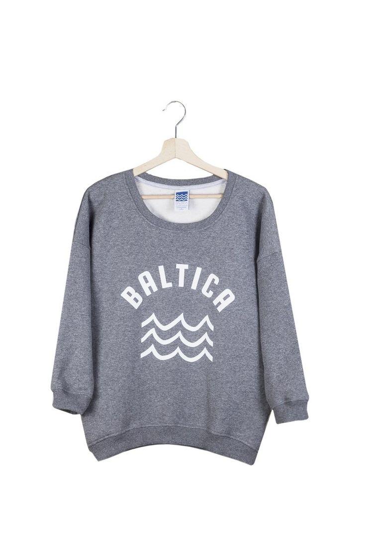 Bluza Oversize | Baltica | SHOWROOM
