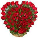 Send online Heart shape flowers basket to Hyderabad delivery. Assured door step gifts delivery to all location in Hyderabad. See more gifts : www.flowersgiftshyderabad.com/Bridal-Bouquet.php