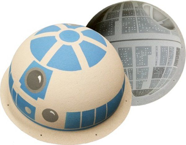 with paper bowls....: Meeting Rocks, R2D2 Death Stars, Climbing Wall, Love Rocks, Stars War, Rocks Climbing, Climbing Hold, War Meeting, R2D2 Starwars Climbing