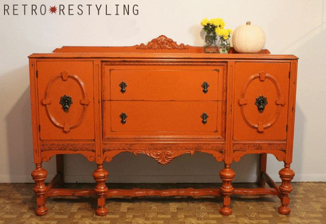 35 BUFFET REDO'S   WEST FURNITURE REVIVAL