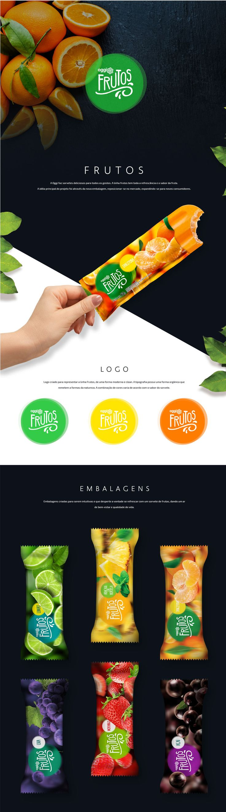 Fresh Package Design Concept