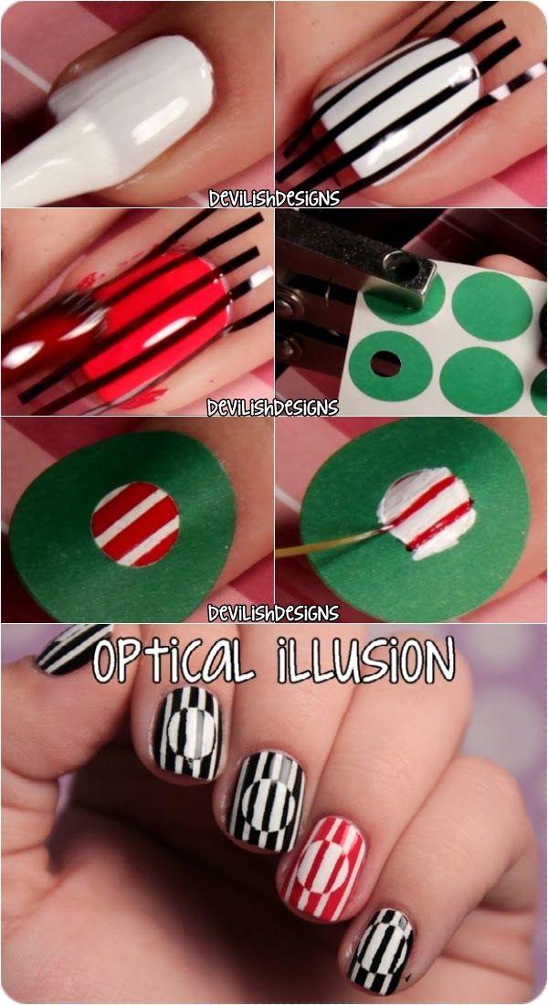 Optical Illusion Tutorial