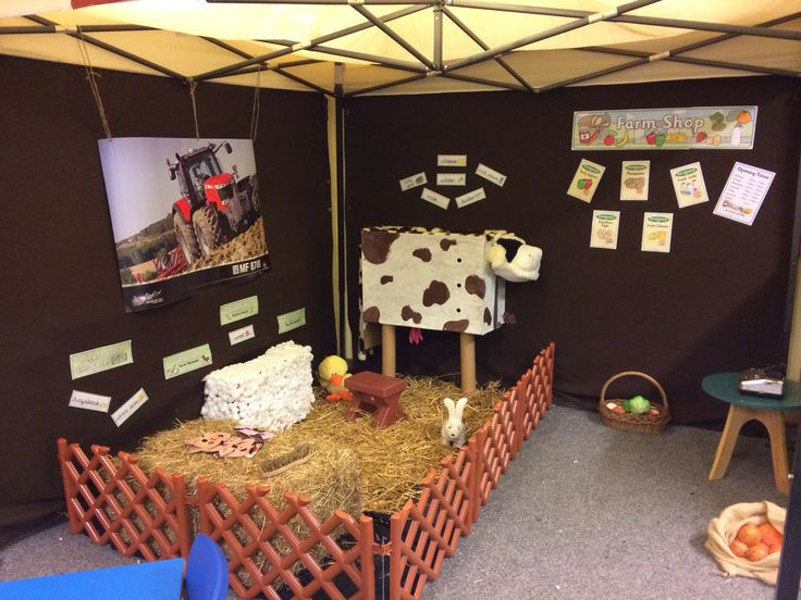 Farm Role Play Barn Farm Topic Farm Theme Barn Play