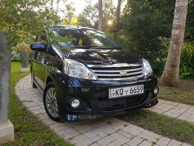 Car Perodua VIVA ELITE  For Sale Sri lanka  ACCIDENTS FREE