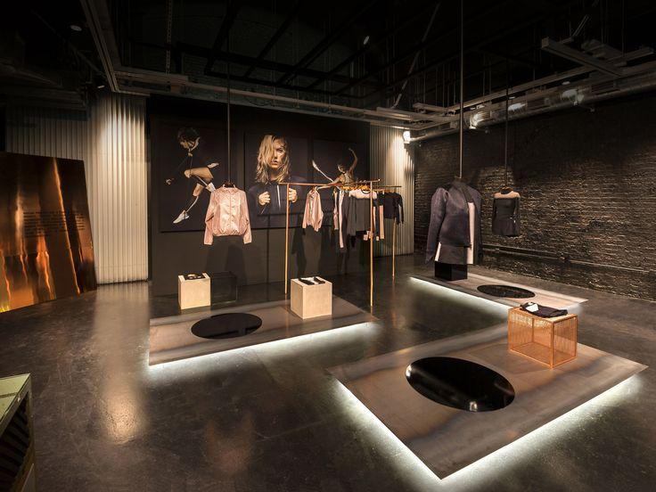 Inside Nike Kicks Lounge Omotesando | Retail interior, Retail and Interiors