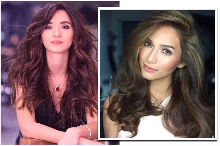 Miss World Lebanon 2016 Sandy Tabet lookalike Jennylyn Mercado
