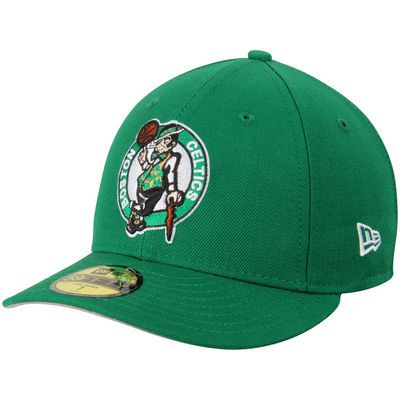 Boston Celtics New Era Low Profile 59FIFTY Fitted Hat - Kelly Green