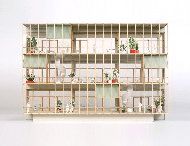 VRT Gebouw, Robbrecht&Daem + Dierendonckblancke Architecten
