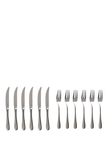 WMF 12-tlg. Steakbesteck-Set in Holzkassette  Farbe:SILBER SILBER Größe:one size one size € 49,99