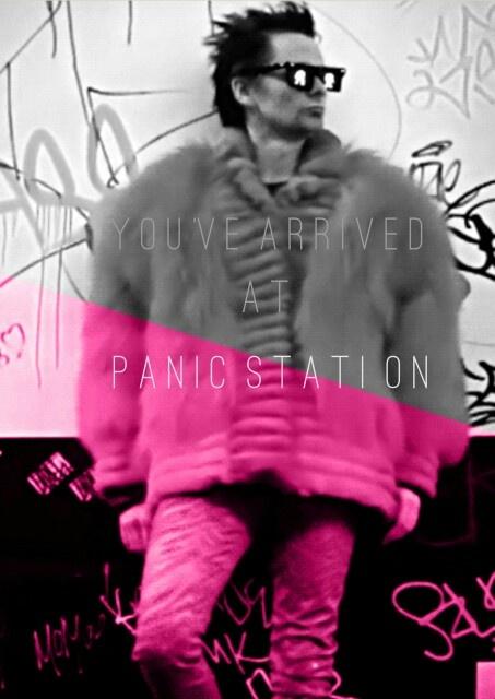Matthew Bellamy - Panic Station