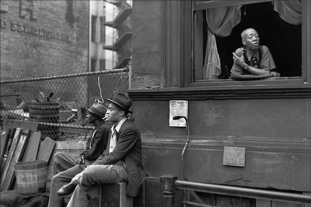 Harlem, New York 1947