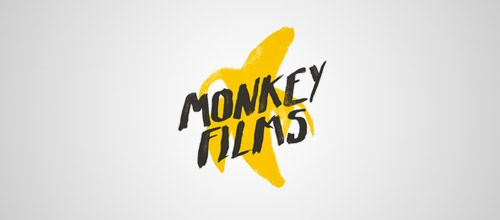 banana films logo designs