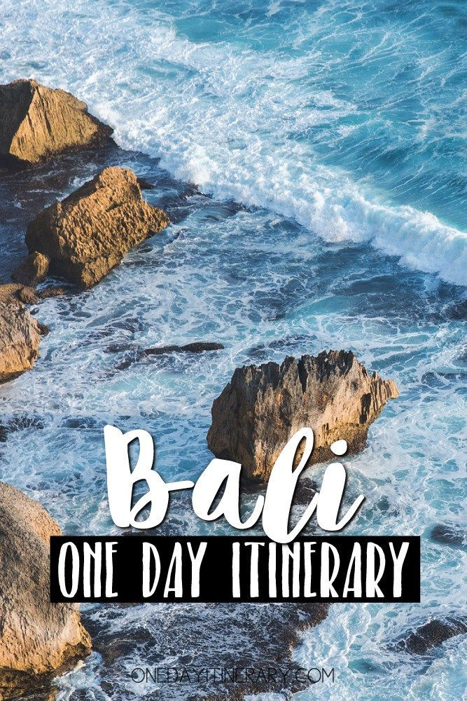 Bali Indonesia One day itinerary 41