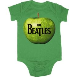 The Beatles Apple Infant One Piece