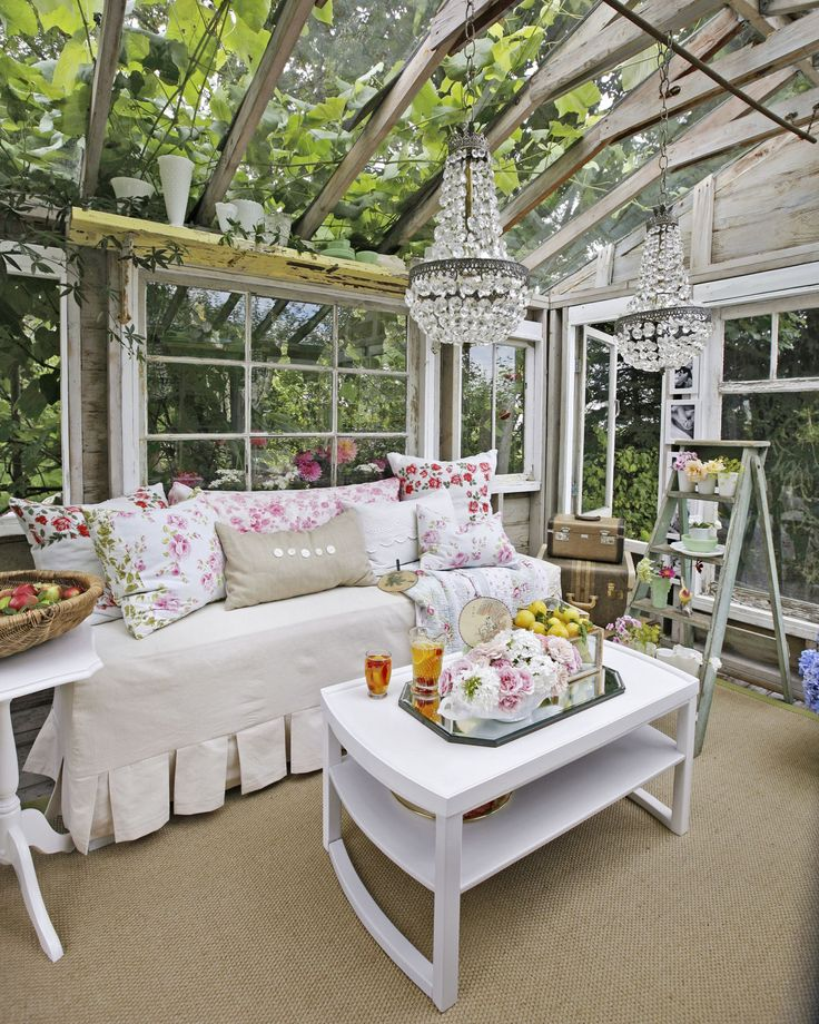 "7 Tips for Creating Your Very Own ""She Shed"""